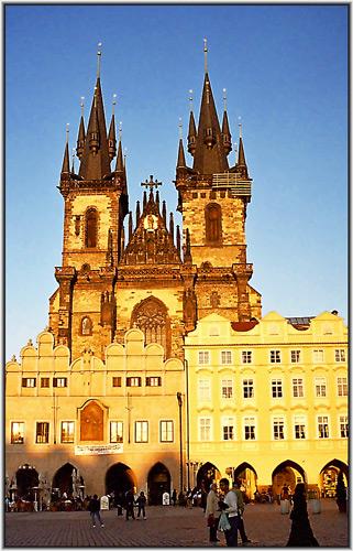 """фото """"Старая Прага"""" метки: путешествия, архитектура, пейзаж, Европа"""