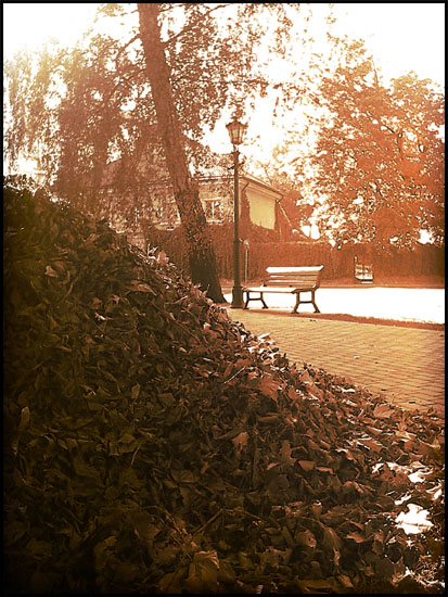 "фото ""It`s Fall Again"" метки: пейзаж, архитектура, осень"