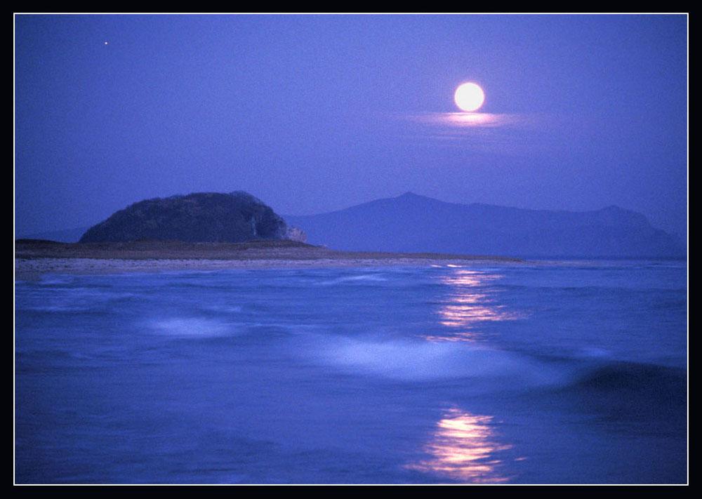 """фото """"В лунном свете"""" метки: пейзаж, вода"""