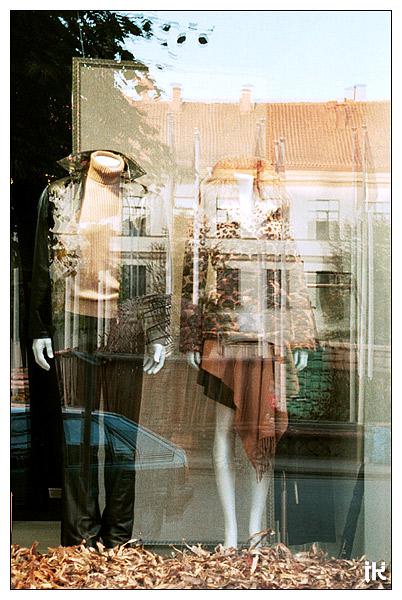"photo ""Autumn show-window"" tags: misc.,"