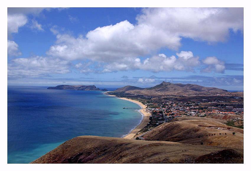"photo ""Nice View Madeira-Porto Santo"" tags: travel, Europe"