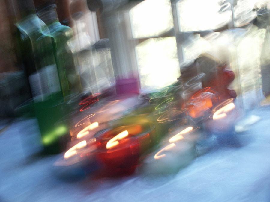 """фото """"united tea lights"""" метки: абстракция,"""