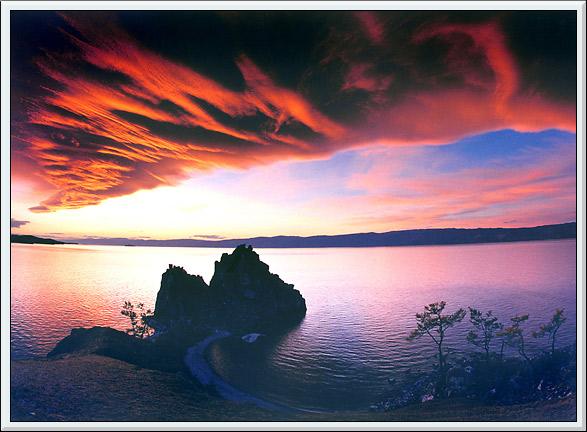 """фото """"Перед штормом"""" метки: пейзаж, закат"""