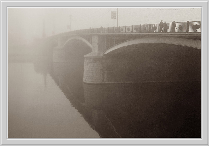 "фото ""Бородинский мост"" метки: архитектура, пейзаж,"