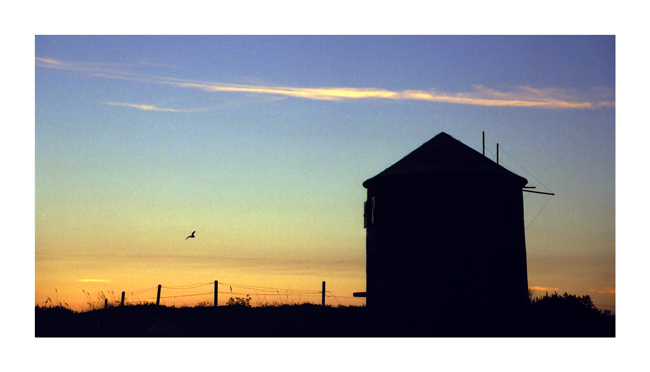 "photo ""sunset in Apulia"" tags: landscape, sunset"
