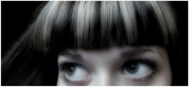 """photo """"4313"""" tags: portrait, montage, woman"""