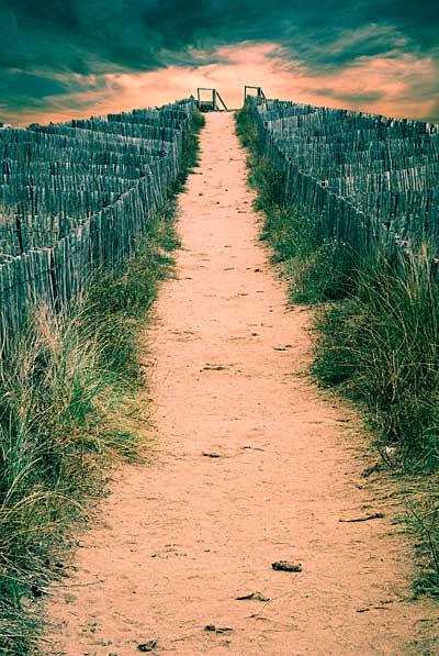 "фото ""come this way..."" метки: пейзаж, фотомонтаж,"