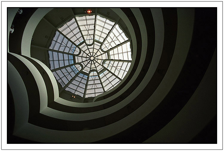 "photo ""Guggenheim Museum"" tags: misc.,"