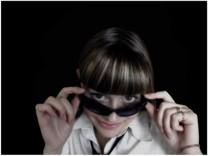 """photo """"anna12"""" tags: portrait, montage, woman"""