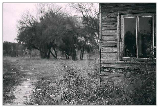"""фото """"From the past"""" метки: пейзаж, осень"""