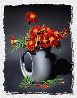 """фото """"Cup of Flowers"""" метки: натюрморт,"""