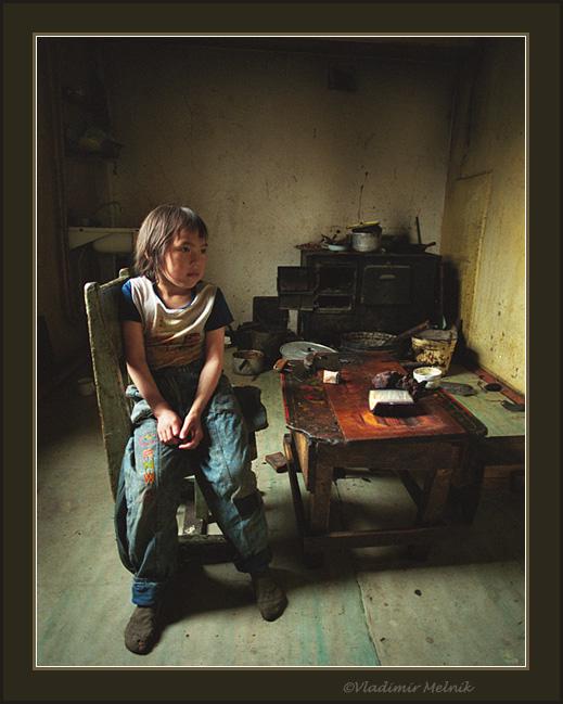 """фото """"Детство... чукотское..."""" метки: репортаж, портрет, дети"""
