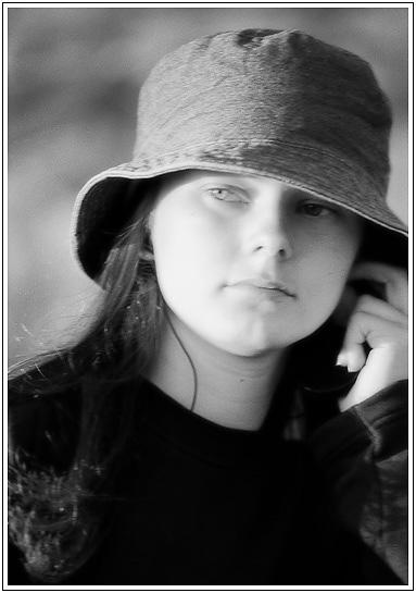 "photo ""Marinka"" tags: portrait, woman"
