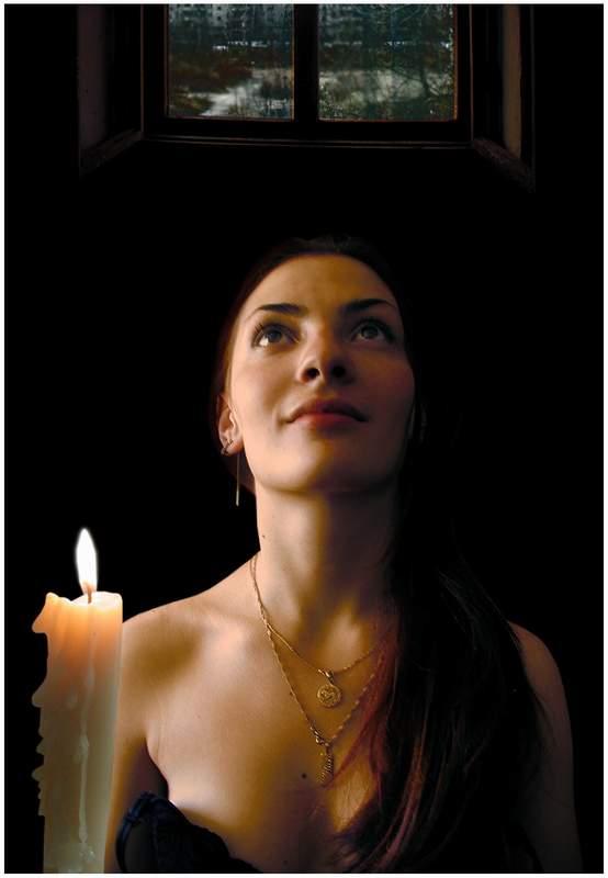 "фото ""elena43"" метки: портрет, ню, женщина"