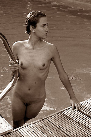 "photo ""Descending"" tags: nude,"