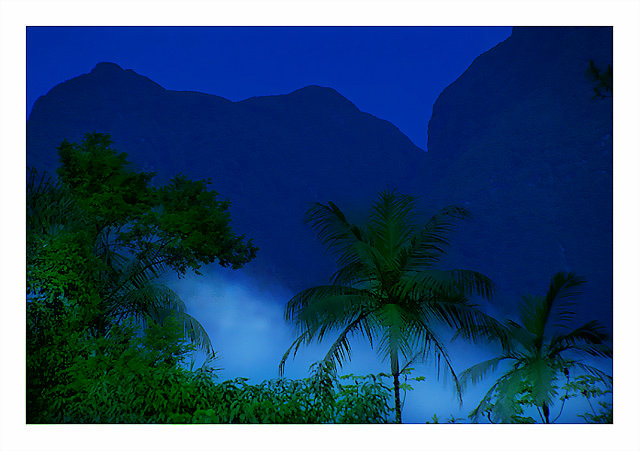 "photo ""Vision nocturne"" tags: montage,"