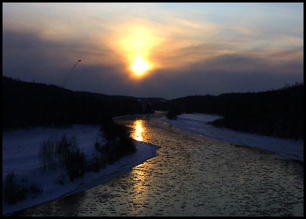 """фото """"Шуга 2"""" метки: пейзаж, вода, закат"""