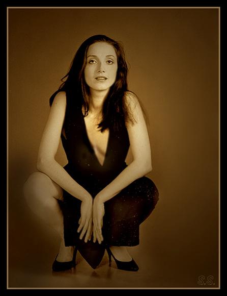 """фото """"После сьёмки..."""" метки: портрет, жанр, женщина"""