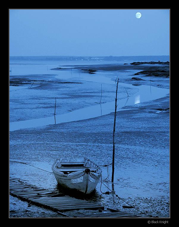 "фото ""Blue Moon"" метки: пейзаж, вода, ночь"