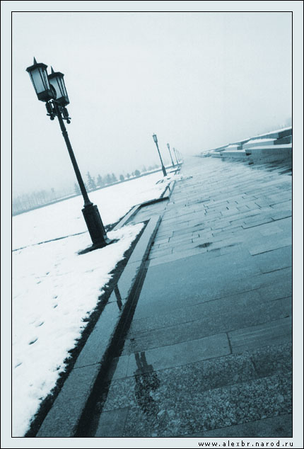 "фото ""Туманные перспективы"" метки: пейзаж, зима"