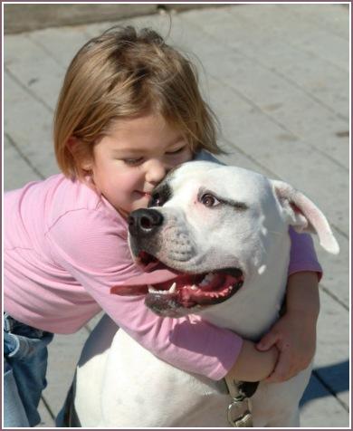 """фото """"Я люблю мою собачку"""" метки: портрет, дети"""