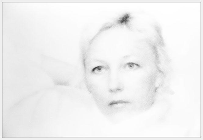 "photo ""Actress Lyudmila Solovjeva"" tags: portrait, woman"