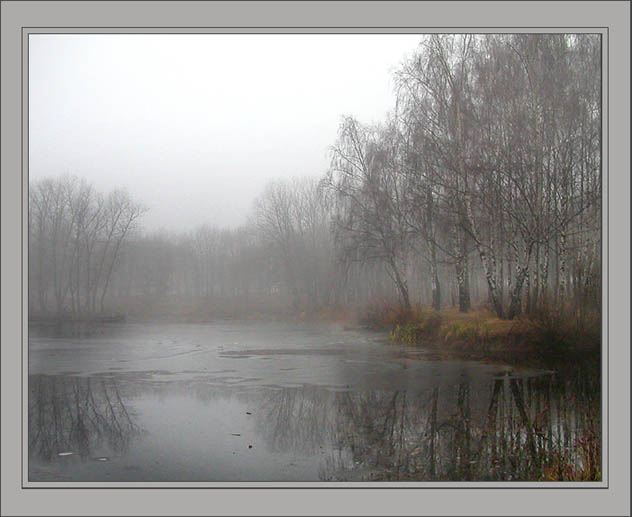 "фото ""Одиночество"" метки: пейзаж, осень"