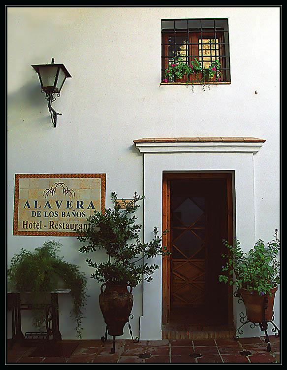 "photo ""Alavera Hotel & Restaurant"" tags: travel, Europe"