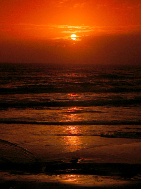 "photo ""Sunset-II"" tags: misc.,"