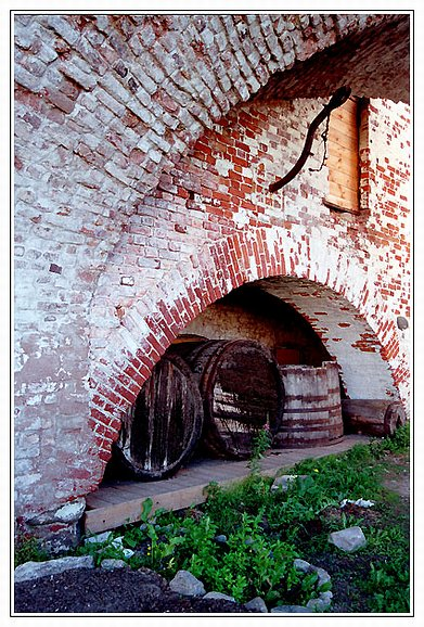 "фото ""соловецкая картинка. квас."" метки: путешествия, архитектура, пейзаж, Европа"