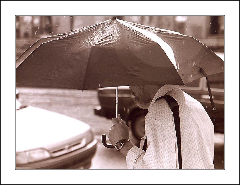 """фото """"Сквозь золотой дождь..."""" метки: портрет, жанр, мужчина"""