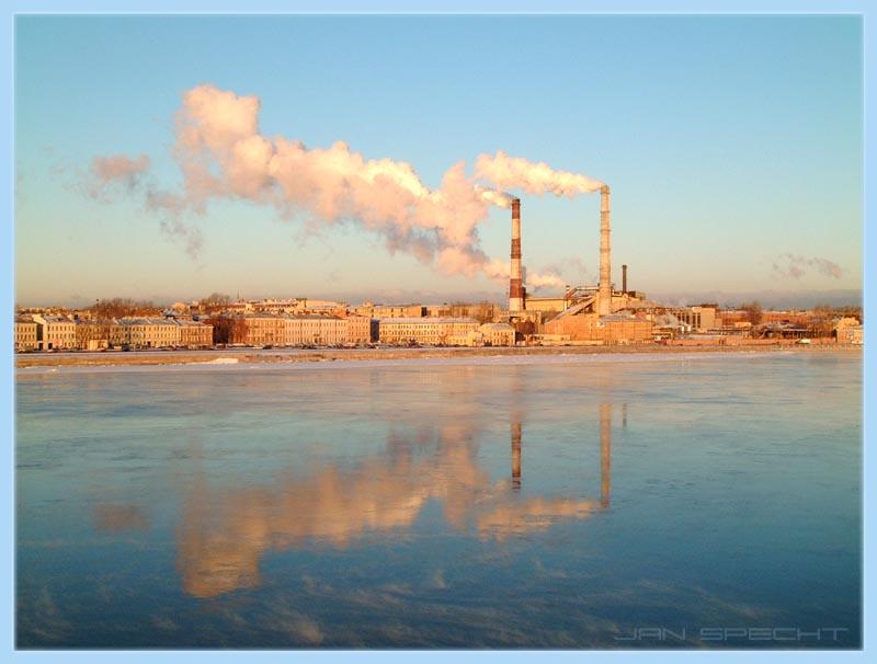 "фото ""Industrial City"" метки: архитектура, разное, пейзаж,"
