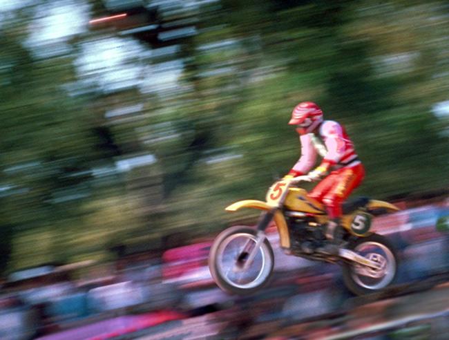 """фото """"Trial jump"""" метки: спорт,"""