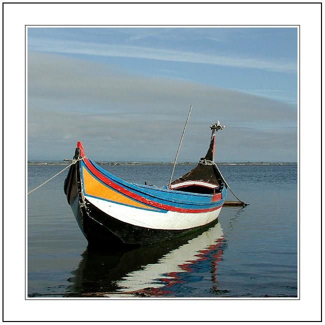 """фото """"The same Boat, another angle."""" метки: пейзаж, вода"""