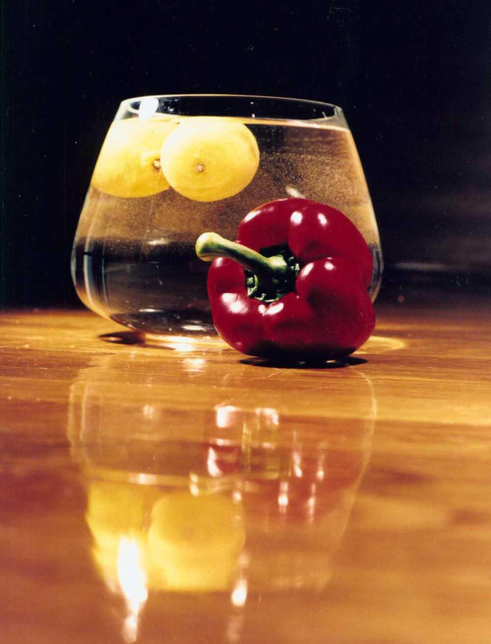 """фото """"лимоны с перцем"""" метки: натюрморт,"""