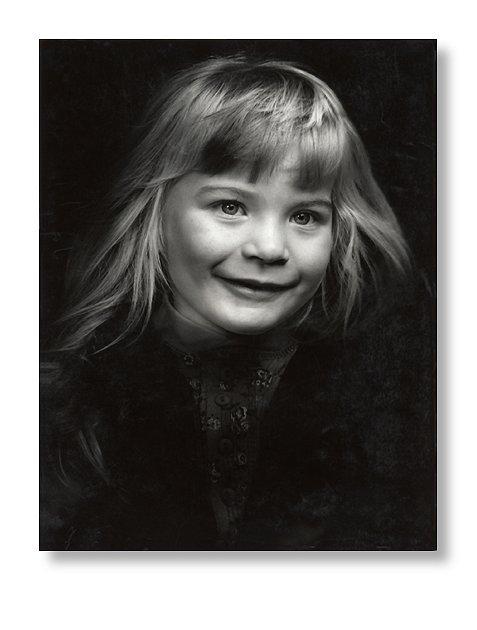 """photo """"Lene"""" tags: portrait, misc., children"""