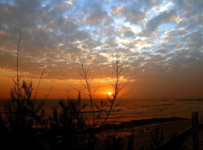 """photo """"Sunset-III"""" tags: misc.,"""