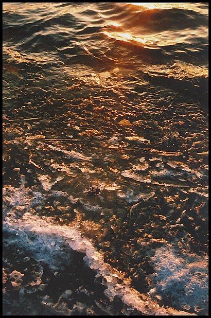 """фото """"Между зимой и осенью"""" метки: пейзаж, вода, зима"""