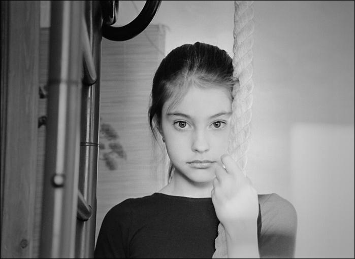 """photo """"What it - life?"""" tags: portrait, children"""