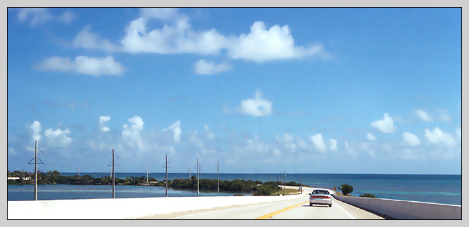 "photo ""On the way to Key West"" tags: travel, South America"