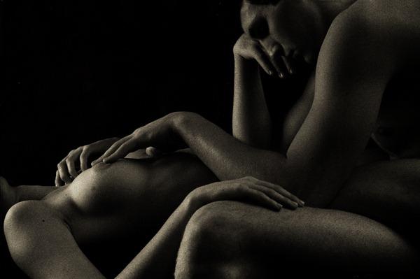 """photo """"Twilight - II"""" tags: nude, misc.,"""