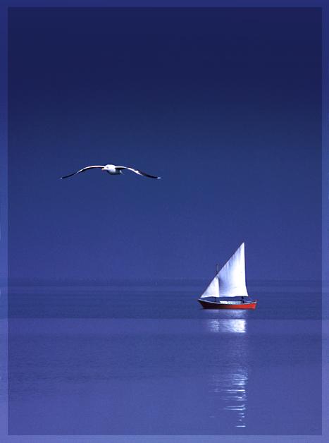 "фото ""All in blue"" метки: пейзаж, разное, вода"