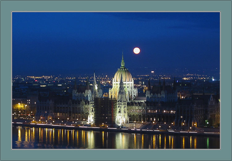 "photo ""acquaintance with Budapest"" tags: architecture, travel, landscape, Europe"