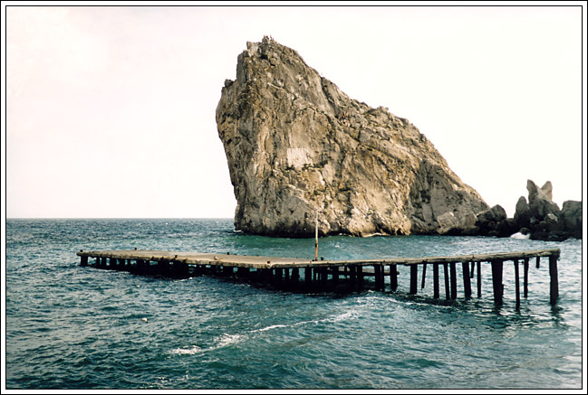 "photo ""Simeiz"" tags: landscape,"