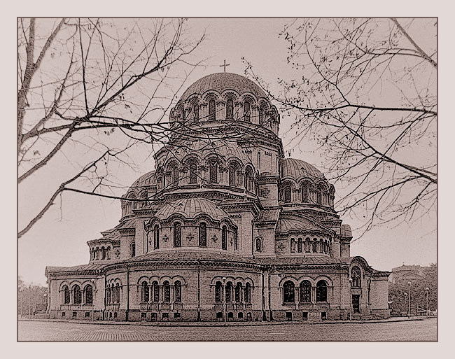 "photo ""Sophia (series ""Post cards for good memory"")"" tags: travel, Europe"