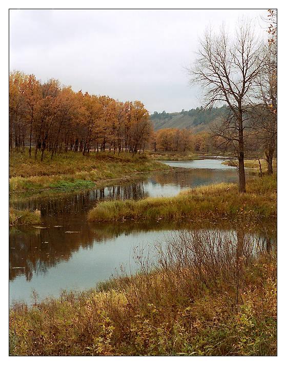"""photo """"Autumn sketches #11"""" tags: landscape, autumn"""