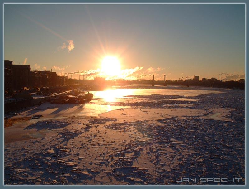 """фото """"SunRise"""" метки: пейзаж, архитектура, закат"""