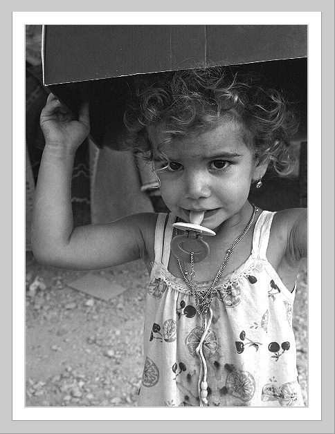 "photo ""Gipsy"" tags: reporting, portrait, children"
