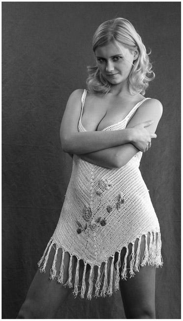 """фото """"В платьице белом..."""" метки: жанр, портрет, женщина"""