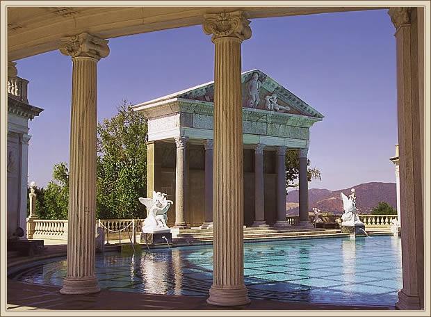 """фото """"Островок античности"""" метки: путешествия, архитектура, пейзаж, Северная Америка"""